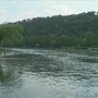 Swimmers rescued after water released from Mansfield Dam