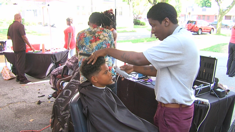 Mvp Health Care Offers Free Haircuts For Rochester Students Wham
