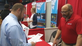 More than 150 potential employers meet with candidates at Spring Job Fair
