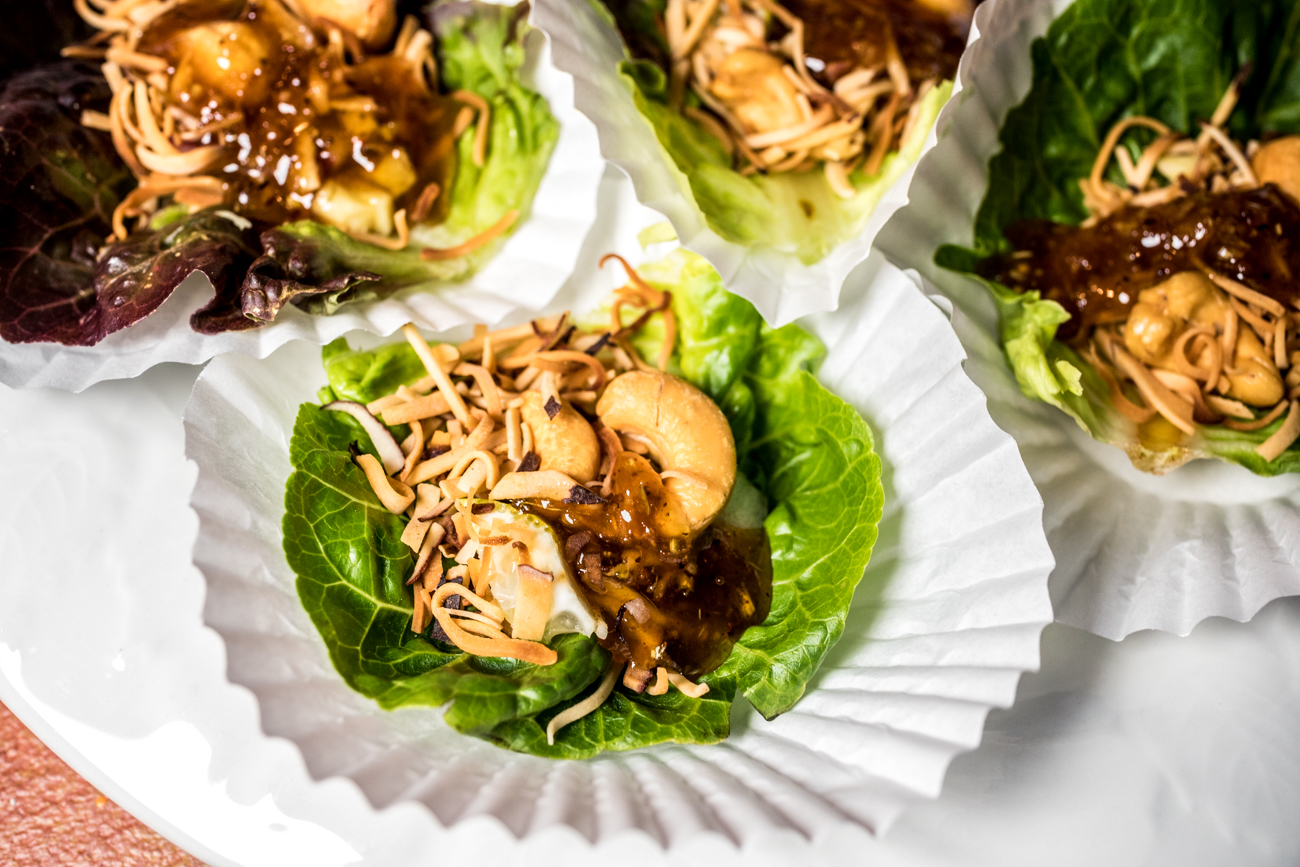 "RESTAURANT: Thai Express / PICTURED: Miang Kam Thai lettuce wraps / ADDRESS: 213 W. McMillan Street (Clifton) / PHONE: 513-651-9000 / WEBSITE:{&nbsp;}<a  href=""https://www.facebook.com/Thaiexpresscincinnati/"" target=""_blank"" title=""https://www.facebook.com/Thaiexpresscincinnati/"">Facebook</a>{&nbsp;}/ Image: Catherine Viox // Published: 11.2.20"
