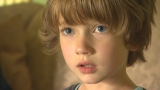 Little environmentalist gets emotional talking about Earth's future