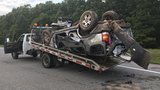 Four taken to hospital after crash on Route 29 in Amherst Co.