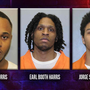 UPDATE: Three inmates moved after attacking corrections officer