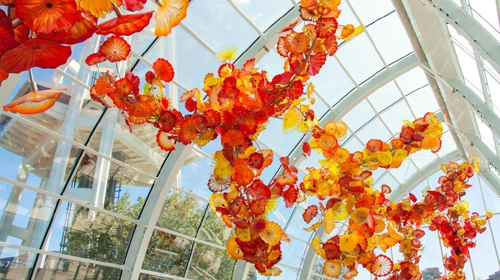 a visit to chihuly garden and glass - Chihuly Garden And Glass Seattle