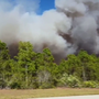 Wildfire prompts evacuation in St. Lucie County