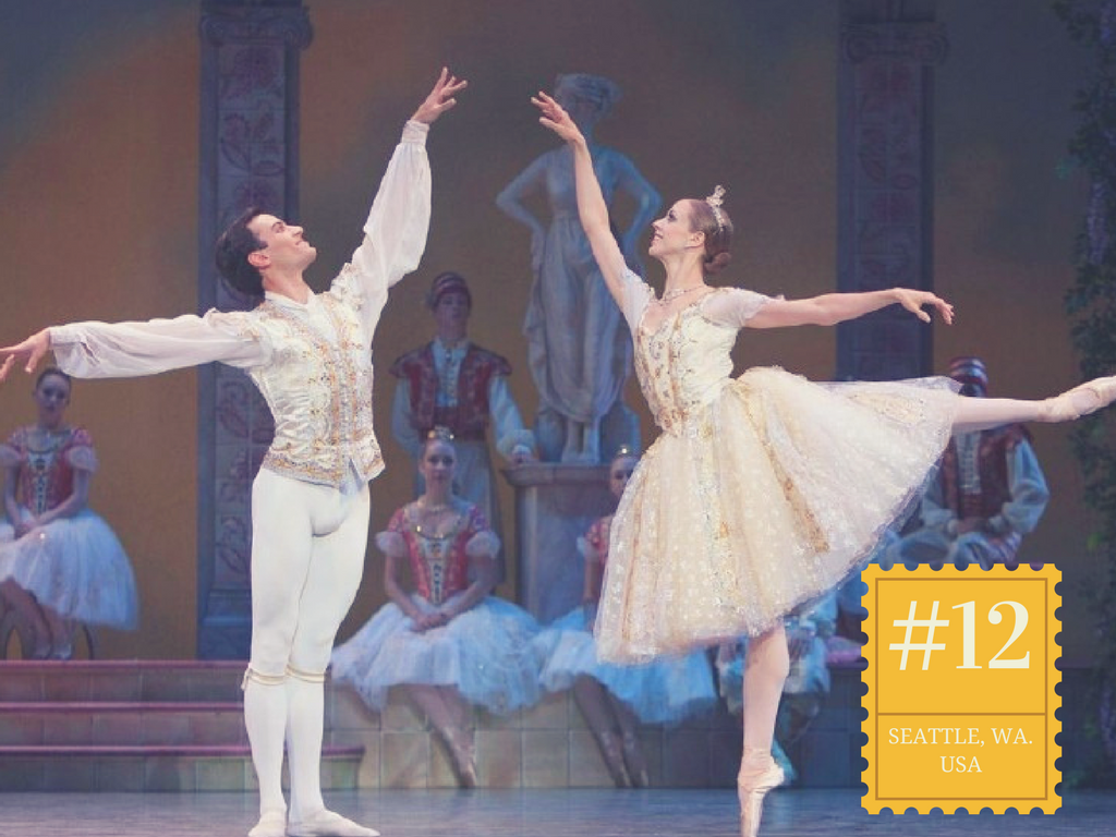 Fact #12 is (keep clicking)...  (Image: Pacific Northwest Ballet)