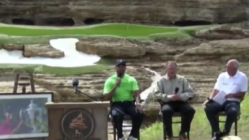 Tiger Woods To Design Missouri Golf Course In Honor Of