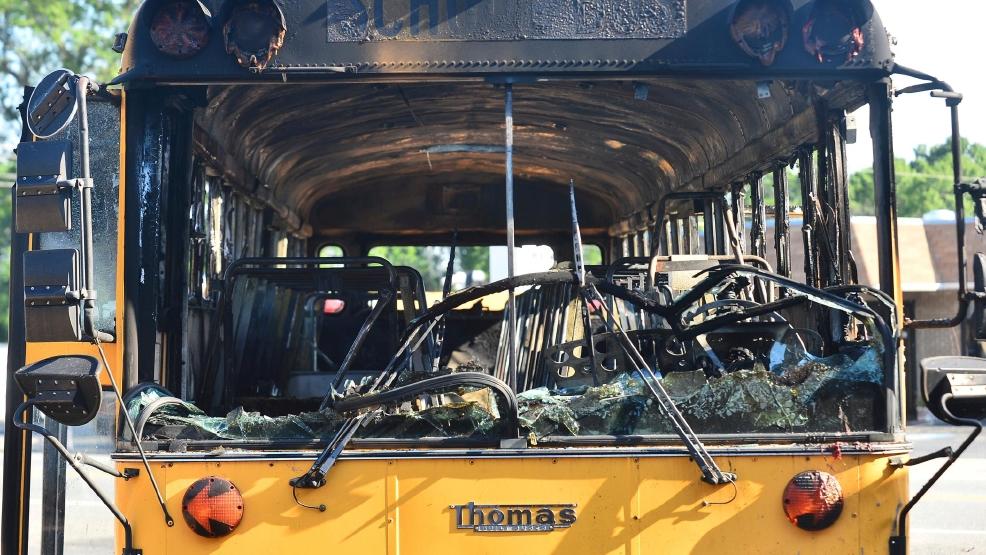 south bus south carolina 56 students escape school bus fire unhurt wlos