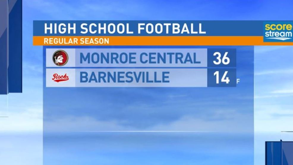 10.13.17: Monroe Central at Barnesville