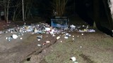 Dumpster explosion heard half-mile away in Branch County