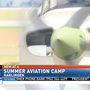 Local students participate in week-long aviation camp