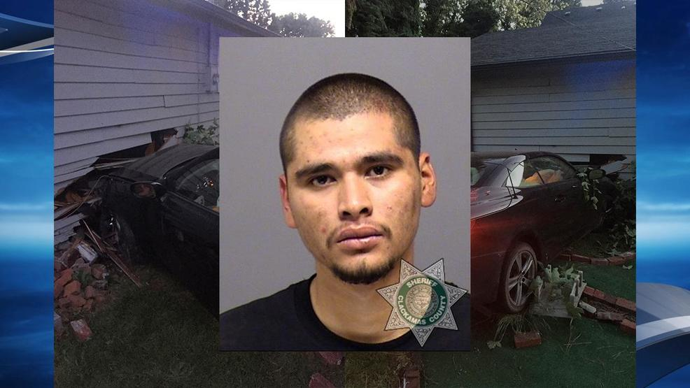 Booking photo for Ramon Rodarte alongside photos from the crash scene - CCSO photos.jpg