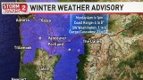 Winter Weather Advisory for Willamette Valley, SW Washington