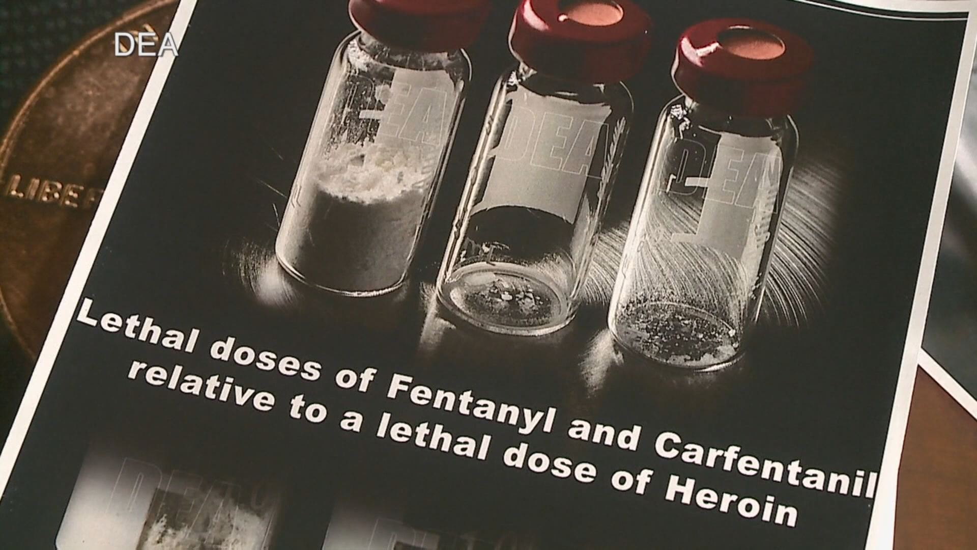 Small doses of Fentanyl can be lethal // WSBT 22 Photo<p></p>