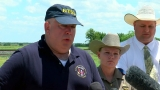 VIDEO:  Full NTSB statement on Caldwell County hot air balloon crash