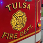 Woman dies after a house fire in west Tulsa
