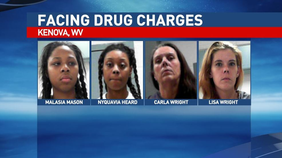 Huntington Wv News >> Police Intercept Heroin Arrest Four In Kenova Wchs