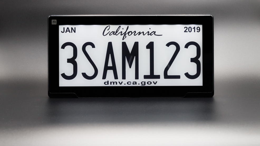 Digital license plates could be coming to Texas | KEYE