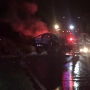Fatal car fire in west Tulsa