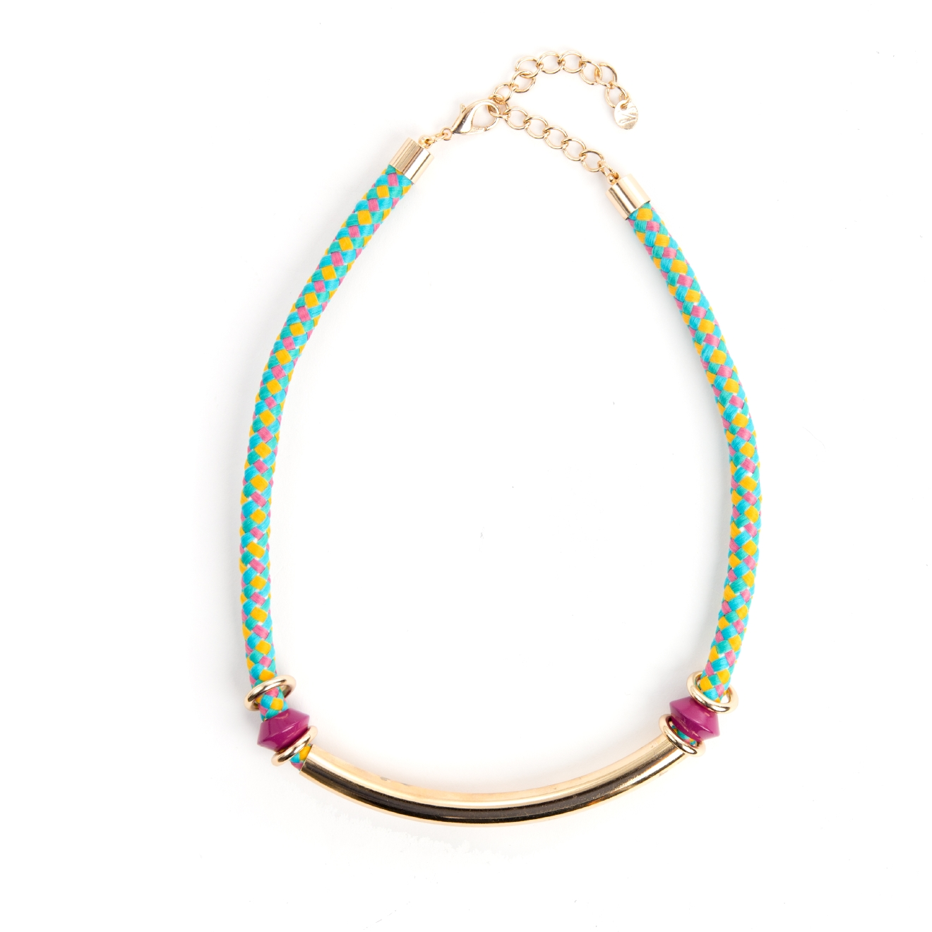 Pomander Place Braided Stella Necklace, $35 (Tuckernuck)