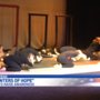 Dancers raise awareness of human trafficking