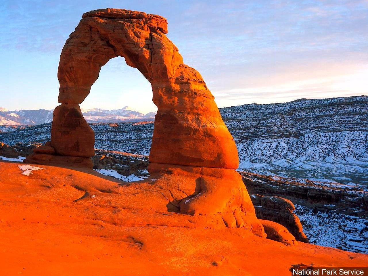 Utah is the second smartest state in the country, according to a new study. (Photo: National Park Service via MGN)