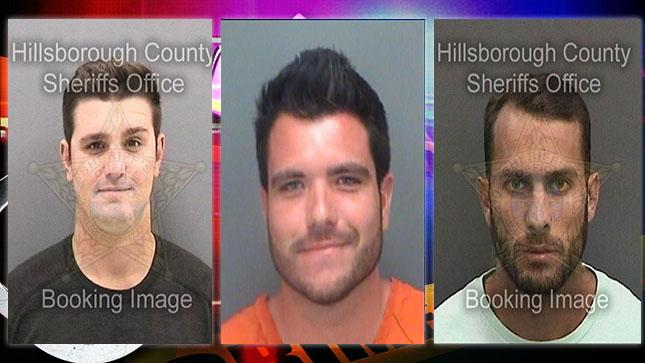 Spencer Heintz,{ }Michael Wenzel,{ }Robert Lee Benac{ }(Hillsborough County Sheriff's Office)