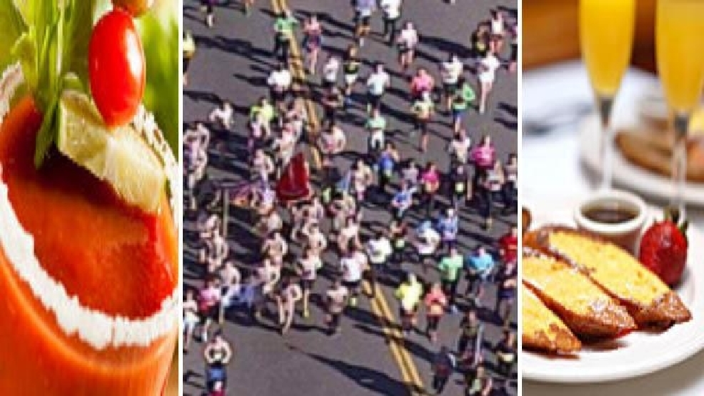 Bloody Marys And Brunches Getting Over Temptations Along The Race