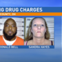 Two arrested and narcotics seized during Belmont County traffic stop