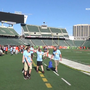 Stadium Stride helps adults with developmental disabilities