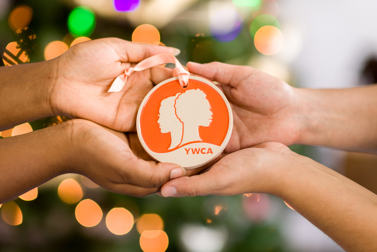 Rookwood Pottery recently created a limited edition ornament themed around the YWCA. The ornament was designed to celebrate and honor the YWCA's 160-year legacy of advocating for women. Each one features the silhouettes of women who are important to the YWCA's mission. Rookwood shares the YWCA's appreciation of women; it was founded by a woman, is woman-owned today, and features a staff primarily comprised of women. Rookwood will donate a portion of each ornament purchase to the YWCA to help continue their advocacy work. The ornament goes on sale for $25 on September 11. Visit Rookwood.com to purchase it. / Image: Wally German, via Rookwood Pottery // Published: 9.11.18