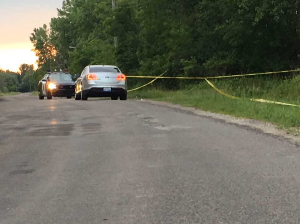 Police are investigating a body found in Zilwaukee.