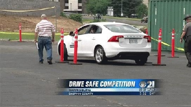 Teens race towards safer driving