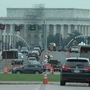 Arlington Memorial Bridge reduces to 3 lanes for start of 2-year rehabilitation project