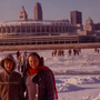 40th anniversary of record cold, frozen Ohio River in Cincinnati