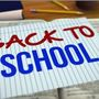 Back to School timetable for parents