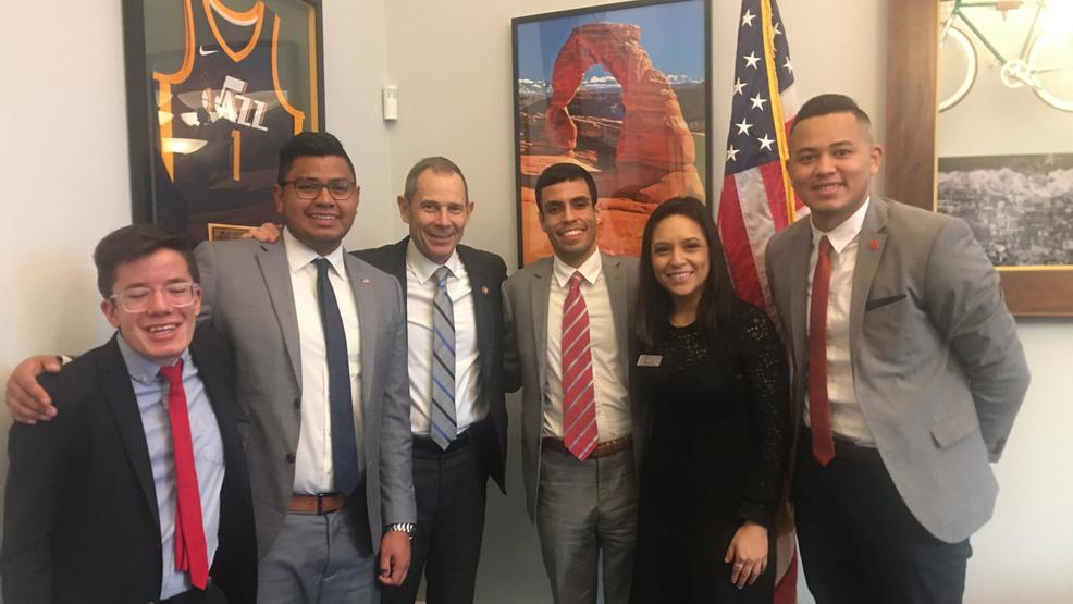 Utah Dreamers flock to DC to push for permanent solution on status