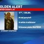 Golden Alert issued for 60-year old Carter County, KY man