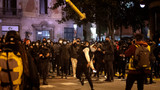 Barcelona sees sixth night of protests for jailed rapper