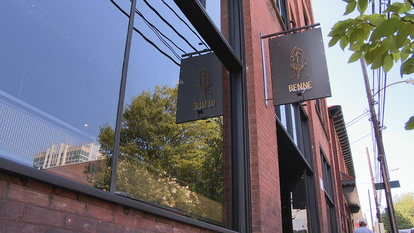 Asheville S Benne On Eagle Recognized As Top Us Eatery By