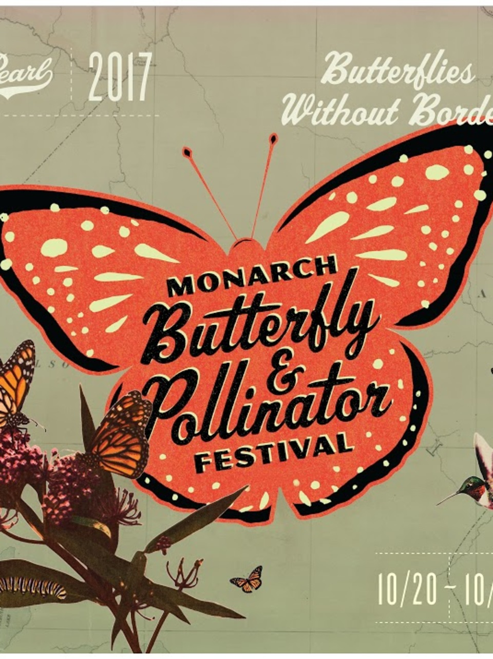 Families invited to 2nd annual 'Butterfly and Pollinator Festival' this  weekend   WOAI