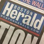 Digital First Media top bidder in auction for Boston Herald