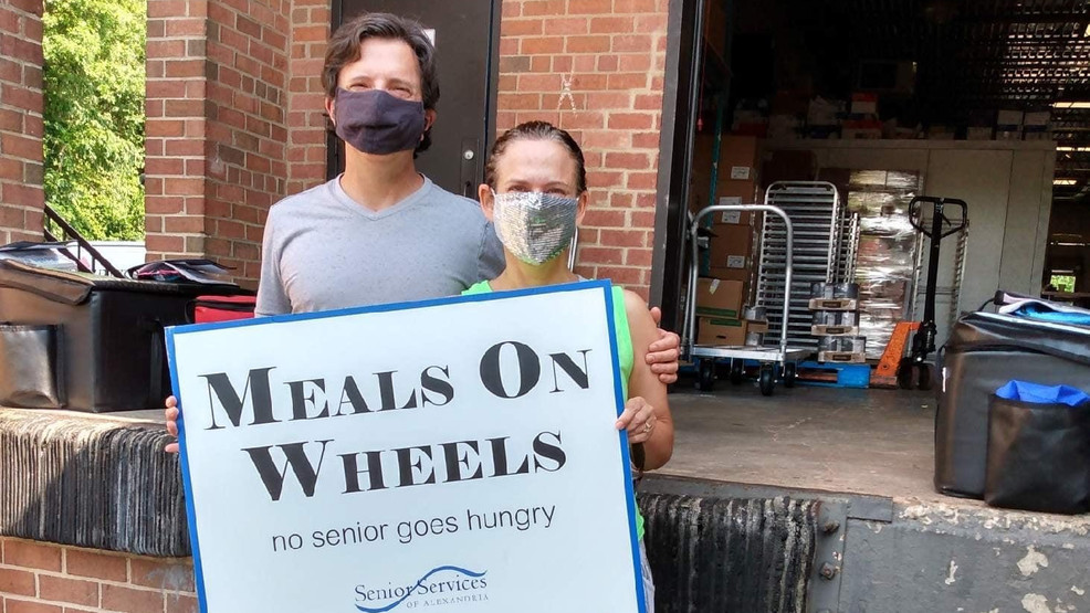 Before panic-buying gas, think of those who depend on orgs like Meals on Wheels