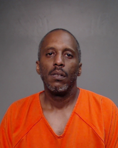 Quentin Marcel Allen, 44, of McAllen is charged with aggravated assault causing serious bodily injury, a second-degree felony. (Photo courtesy of the Hidalgo County Sheriff's Office)