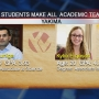 Yakima Valley College students honored with state award