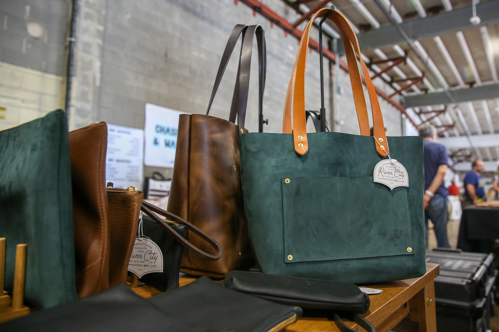 River City Leather Co. (Amanda Andrade-Rhoades/DC Refined)