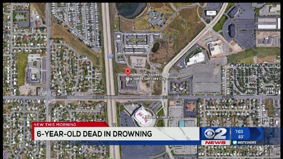 6 Year Old Boy Drowns In West Valley Hotel Pool Kutv