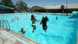 Traner Pool reopens on Monday after being vandalized in March 2017