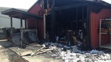 Popular Jackson restaurant's property destroyed in fire