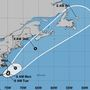 Tropical Storm Chris forms off East Coast